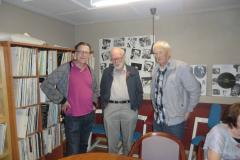 Jan, Hans och Bernt