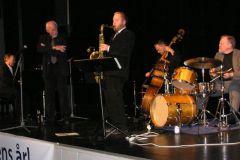 Svante Thuresson & Jonas Kullhammar med Claes Cronas trio