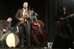 Klas Lindquist Quartet