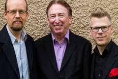 Claes-Crona-piano-Hans-Andersson-bas-Johan-Löfcrantz-Ramsay-trummor